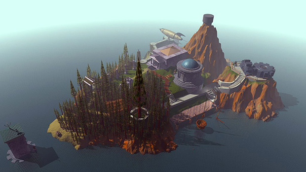 Myst coming to 3DS in March photo