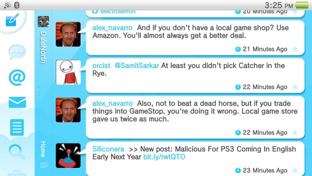 PlayStation Vita operating impressions and FAQs