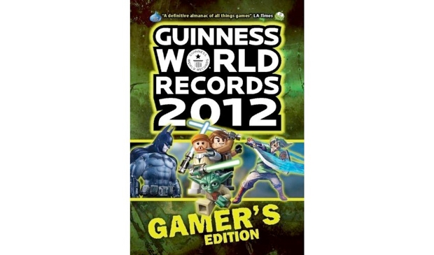 Selections from Guinness World Records 2012 Gamers Ed. photo