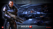 Mass Effect 3 pre-order gear revealed photo