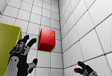 Portal-esque first-person puzzler Q.U.B.E. available now photo