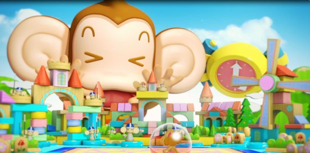 Go bananas over Super Monkey Ball: Banana Splitz  screenshot