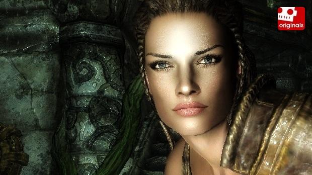 Studying sexism with Skyrim -- Fus Ro Va! Gina!
