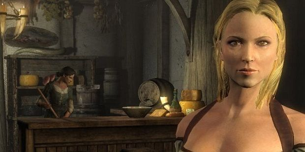 SkyrimSexism2 620x Adult. women. Have you longed for a place where women can get together and ...