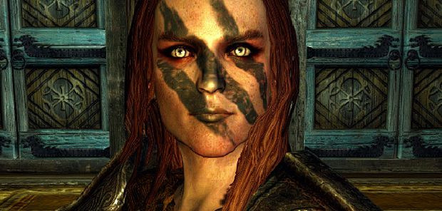 Studying sexism with Skyrim -- Fus Ro Va! Gina!