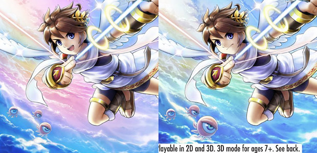 The Return Of Mr Angry Eyes Kid Icarus Edition