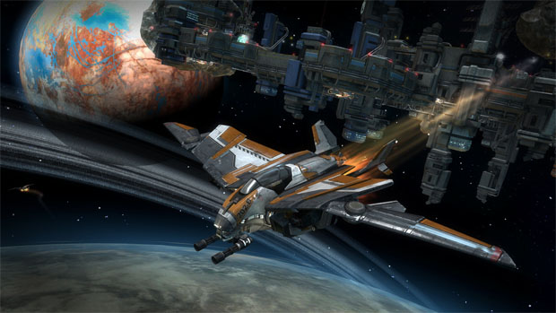 ps3 space games