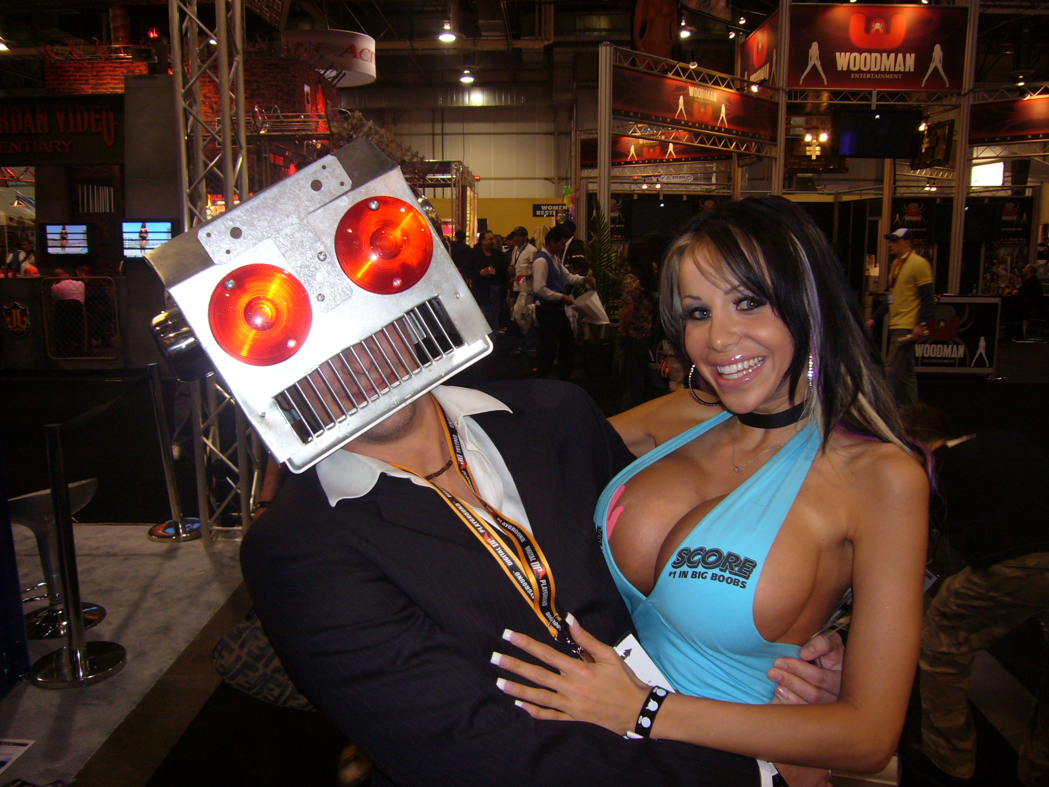 2007 adult avn entertainment expo pic