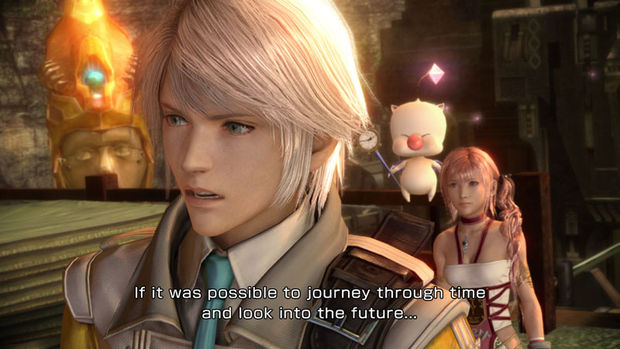 review final fantasy xiii 2