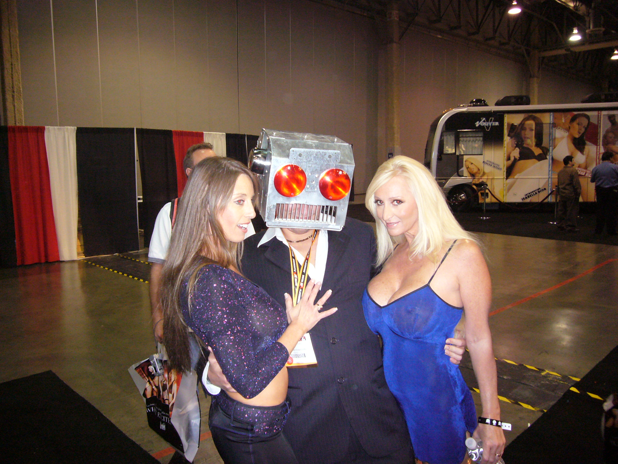 2007 adult entertainment expo photo