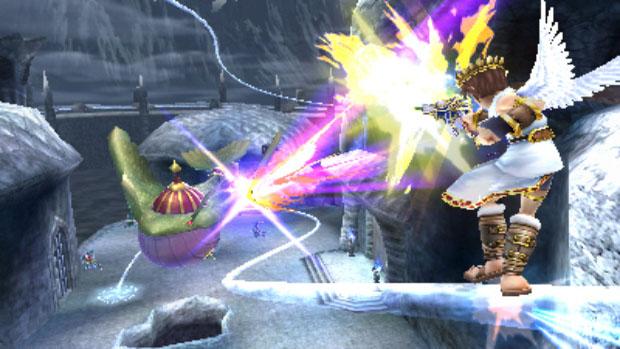 Pre-order Kid Icarus: Uprising, get 3D Classics original