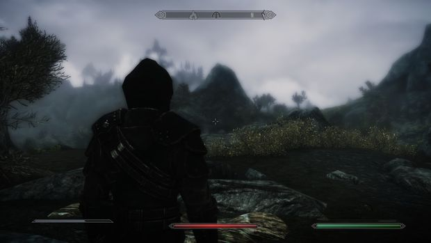 how to make a second file on skyrim