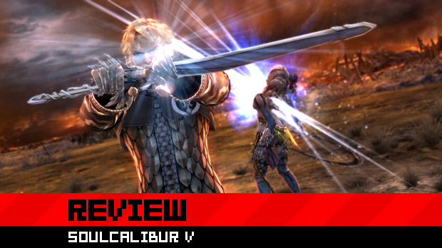 Review: SoulCalibur V photo