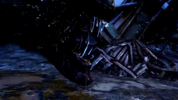 Aliens: Colonial Marines graces us with gameplay footage screenshot