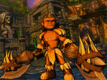 Dat DLC: Dungeon Defenders 'Barbarian Hero' photo