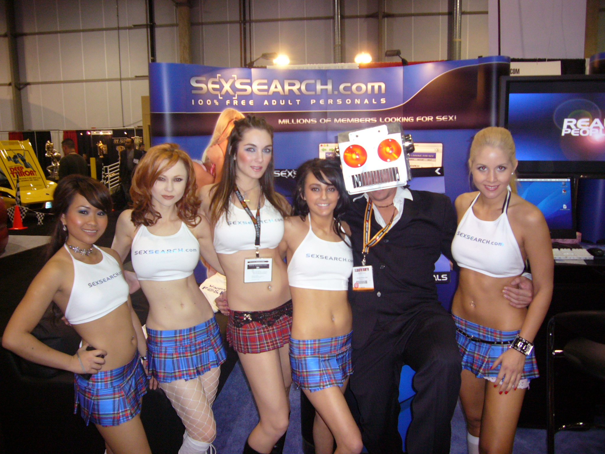 2007 adult avn entertainment expo
