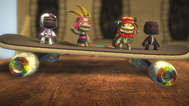 LittleBigPlanet Karting is a real game that's happening photo
