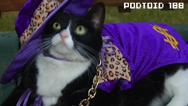 Podtoid 188: The Cat Pimp of Baltimore  screenshot