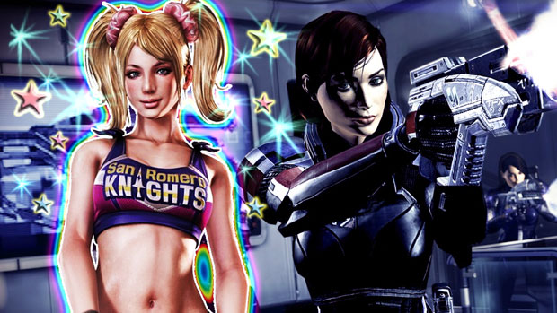 The DTOID Show: FemShep, Kickstarters, & Jackie Talbott! photo