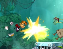 Review: Rayman Origins (Vita) photo