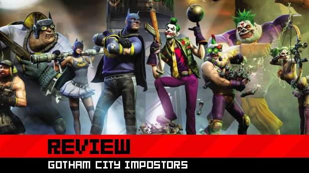 Review: Gotham City Impostors  photo