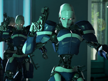 Meet the enemy robots of Binary Domain photo