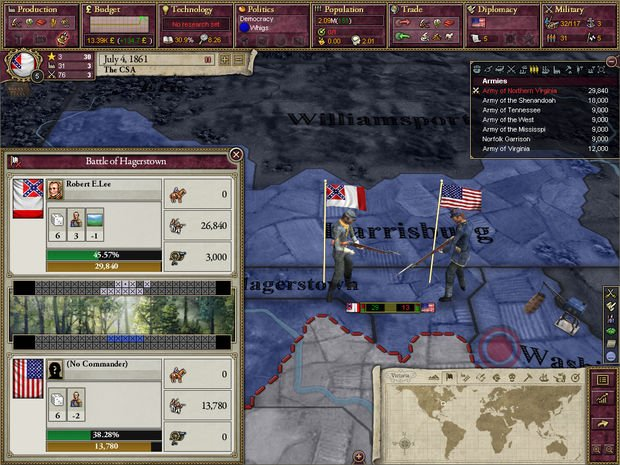 Review: Victoria II: A House Divided