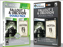 Get a Bethesda double dose with Fallout 3/Oblivion pack photo
