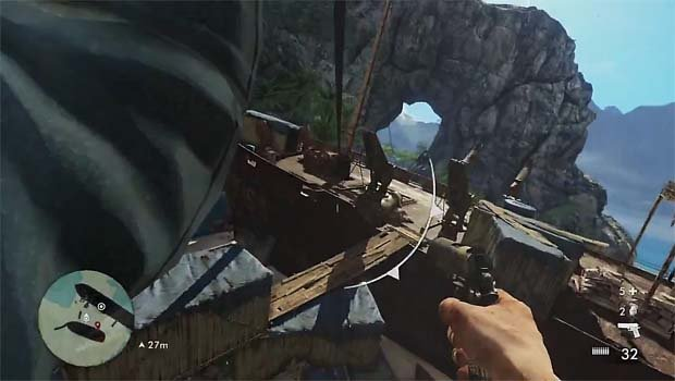 Say No To Drugs Say Yes To Far Cry 3 Gameplay Footage