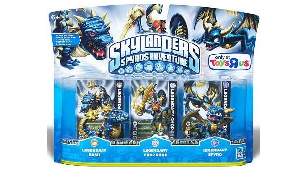 Skylanders toys sell for ludicrous prices on eBay photo