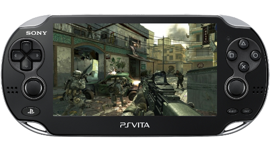 Playstation Vita Call Of Duty : Of course call duty coming to playstation vita