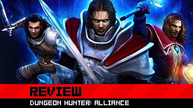 Review: Dungeon Hunter: Alliance photo