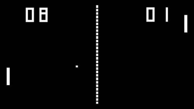 Atari is bringing back the pong screenshot