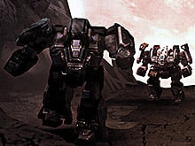 Hexagon-filled first screenshots of MechWarrior Tactics photo