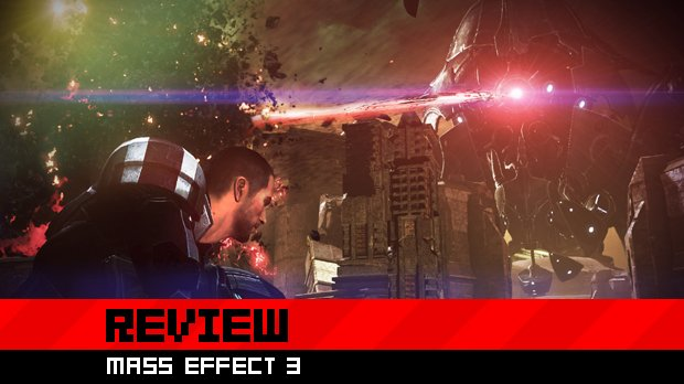 Review: Mass Effect 3 photo