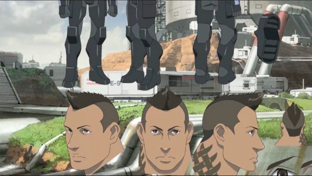 Mass Effect anime features worst character in the series photo