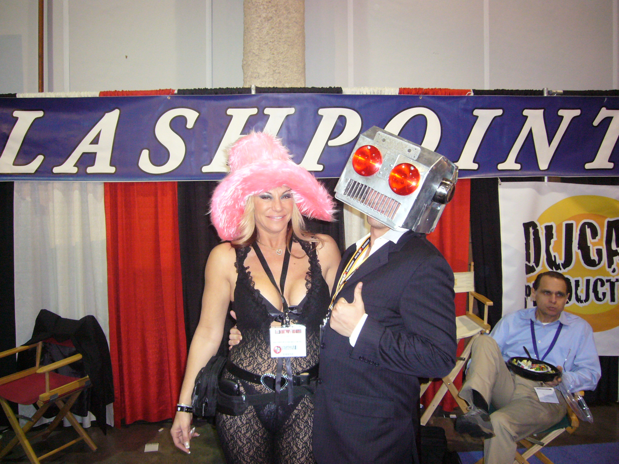 2007 adult entertainment expo pics