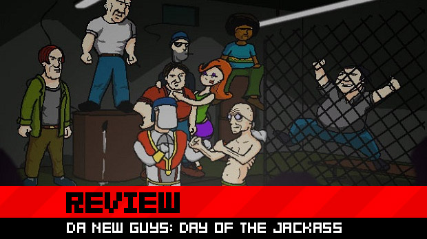 Review: Da New Guys: Day of the Jackass photo