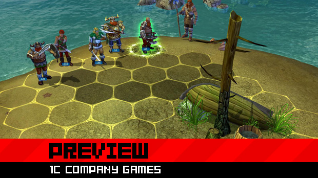 Preview: Three 1C Company games worthy of a gander photo