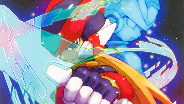 Random lays down an emotional new Mega Man Zero cut photo