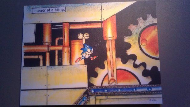 Original Sonic the Hedgehog