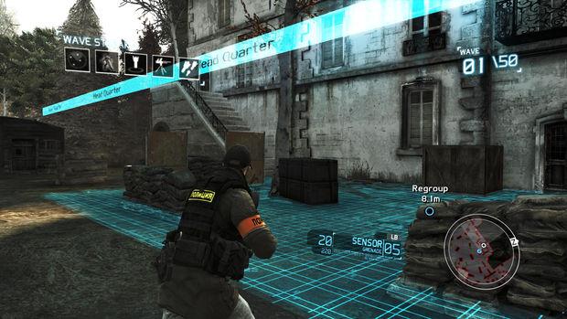 Ghost Recon Guerilla Mode dohazování