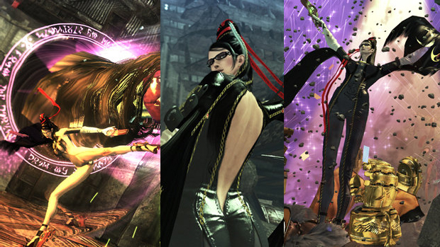 Bayonetta joins the Brawl...ing cast of Anarchy Reigns! photo