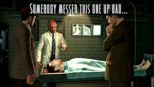 Disappointment: A Postmortem of L.A. Noire photo