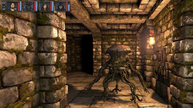 Dungeon crawler Legend of Grimrock goes gold screenshot