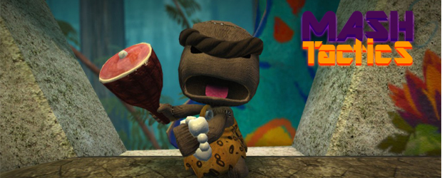 Live show: Little Big Planet multiplayer on Mash Tactics screenshot