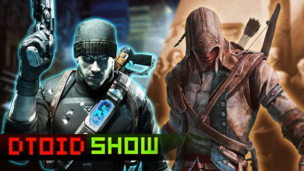 The DTOID Show: Assassin's Creed 3, Prey 2, & XBLA Next photo