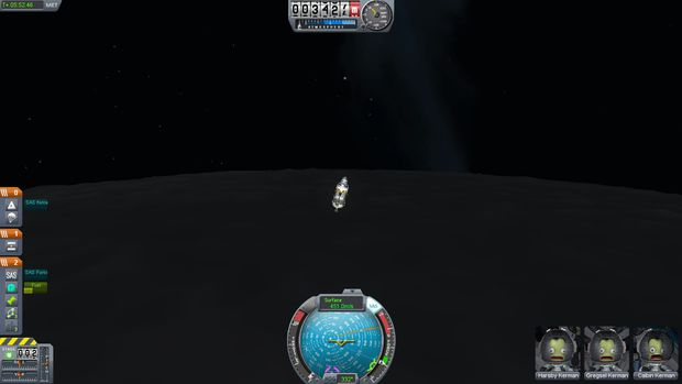 Revisiting the Kerbal Space Program