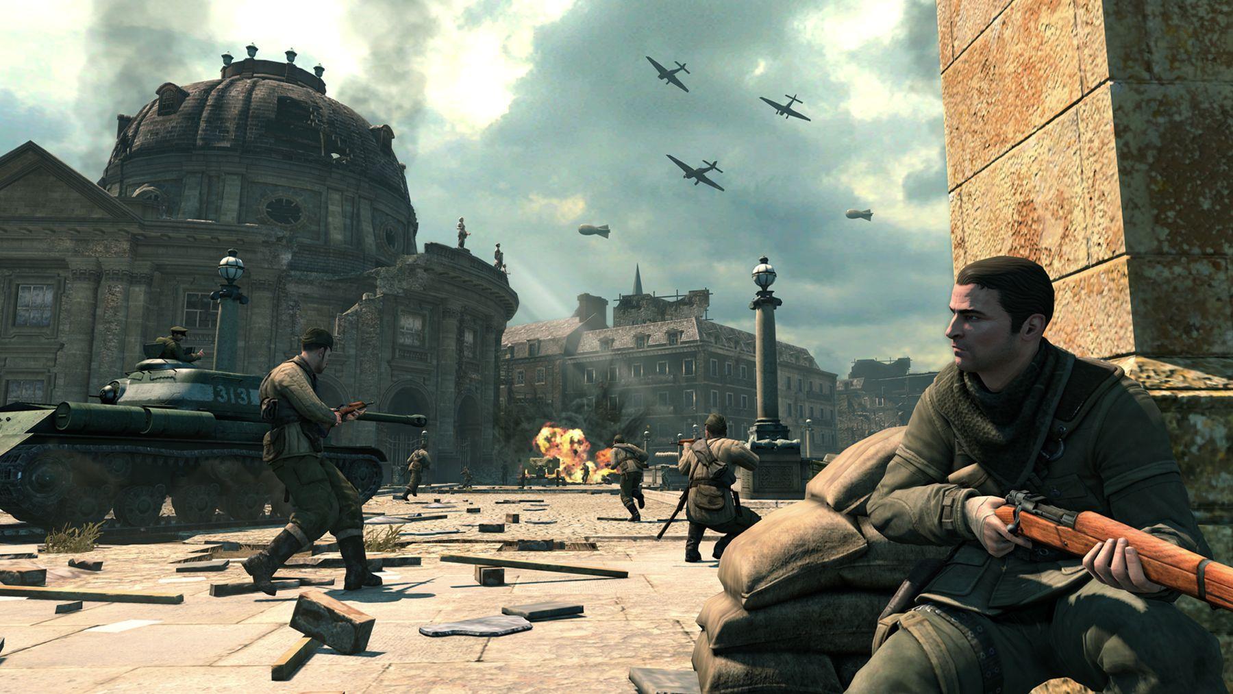 Download Sniper Elite 3 Highly Compressed Games