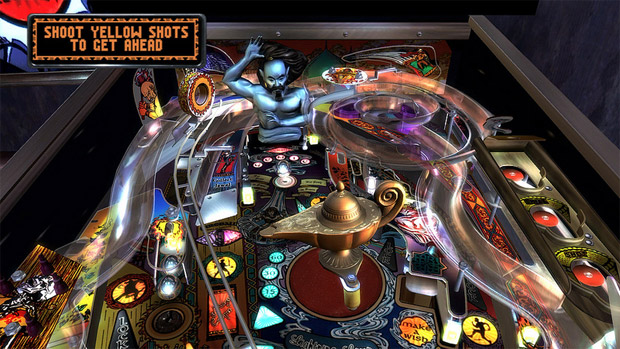 The Pinball Arcade comes to PS3 and Vita on Tuesday screenshot